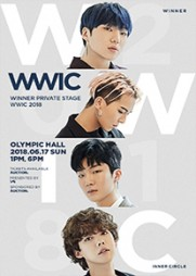 WINNER ファンミーティング「PRIVATE STAGEーWWIC2018ー」